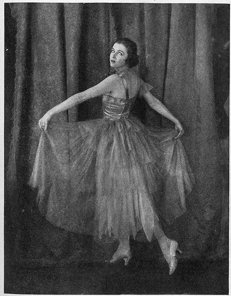 Ms. Castle, 1917